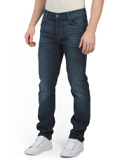 Adrien Slim Tapered Jeans