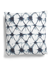 20x20 Shibori Pillow