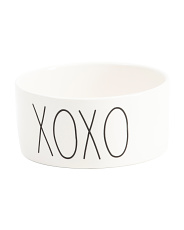 Xoxo Pet Bowl