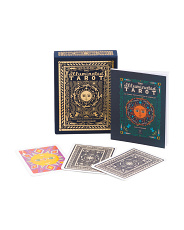 The Illuminated Tarot Cards And Book