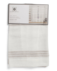 38x84 Set Of 2 Wexford Curtains
