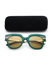 Made In Italy 50mm Designer Sunglasses