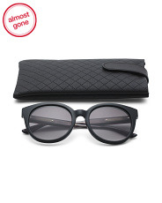 Made In Japan Designer Sunglasses With Case