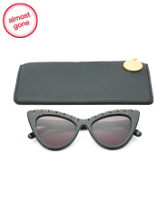 Made In Italy Cat Eye Designer Sunglasses