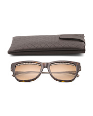 Made In Japan Square Frame Designer Sunglasses