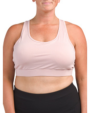 Plus Active Curve Medium Impact Bra