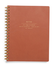 Notesmark Cognac Journal