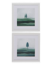 Wonderous Landscape Pair Wall Art