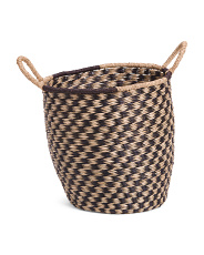 Medium Natural Seagrass Basket
