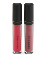 Statement Matte Liquid Lip Color Duo