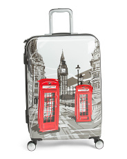28in London Expandable Hardside Spinner