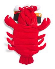 Lobster Pet Costume