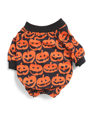 Pumpkin Pet Pajamas