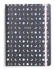 Phases 2020 Spiral Planner With Tabs