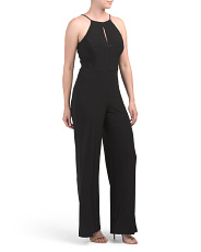 Made In Usa Keyhole Front Jumpsuit