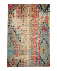 5x7 Abstract Pattern Area Rug