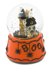 Haunted House Waterglobe