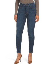 Mile High Super Skinny Jet Setter Jeans