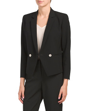 Petite Sleek Tech Brandt Jacket