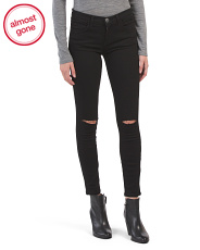 Made In Usa Stiletto Skinny Jeans