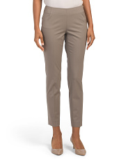 Petite Stretch Wool Blend Stanton Pants