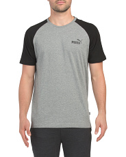 Essential Plus Raglan Tee