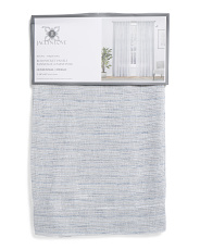Set Of 2 38x84 Centennial Sheer Curtains