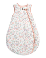 Baby Girls Floral Sleepsack