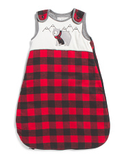 Baby Boys Buffalo Check Sleepsack