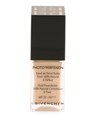 Spf 20 Photo Perfection Fluid Foundation