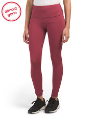 Tricot V Shape High Waist Leggings