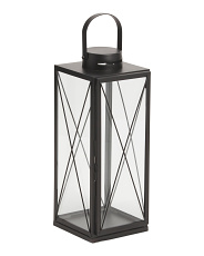 Lantern With Carry Handle