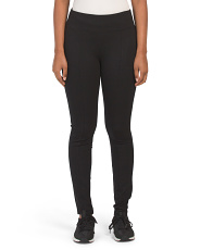 High Waist Compression Fit Pants