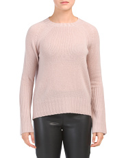 Maikee Cashmere Crew Neck Sweater