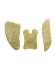 3pc Gua Sha Set