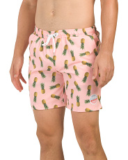Pineapple Swim Shorts