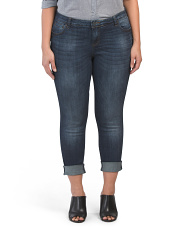 Plus Catherine Boyfriend Jeans