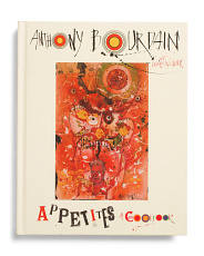 Anthony Bourdain Appetites Cookbook