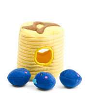 Interactive Burrow Dog Toy