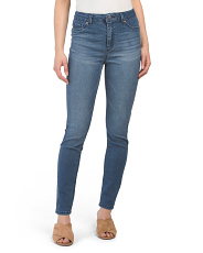 Super Hi Waist Stretch Skinny Jeans