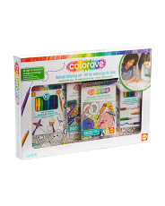 Colorave Deluxe Coloring Set