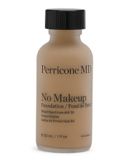 Spf 30 No Makeup Foundation