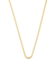 Made In Italy 14k Gold Bismark Necklace