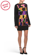 Made In Italy Cashmere Blend Daca Dress