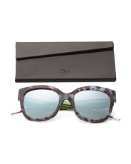 Made In Italy 51mm Designer Sunglasses