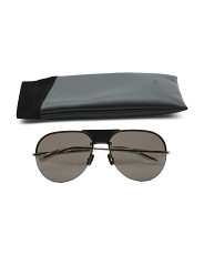 Unisex Made In Japan 60mm Designer Sunglasses