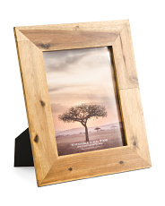8x10 Acacia Wood Photo Frame