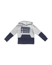 Toddler Boys French Terry Pullover Hoodie