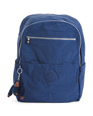 Nylon Aideen Large Backpack