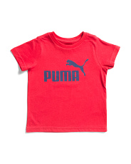 Toddler Boys No. 1 Logo Tee